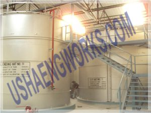 Blending Vat Tank for Wine Industry
