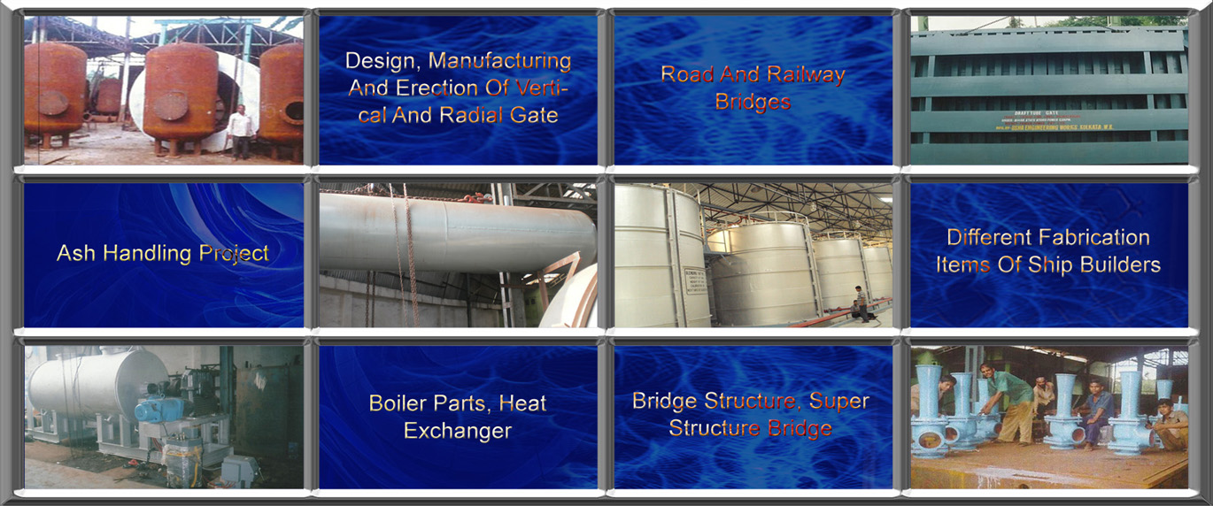 Fabrication Power Plant spares parts